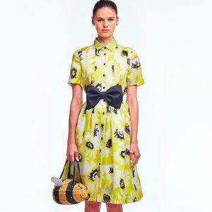 Kate Spade Spring 2016 Sunflower Dress NWT